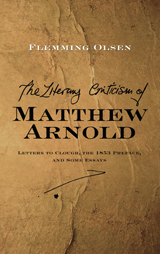 essays on criticism by matthew arnold